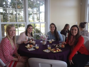 Host a bridal shower at The Rand-Bryan House