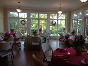 raleigh venues for parties