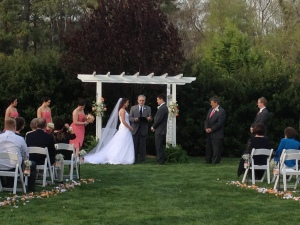 raleigh outdoor wedding venue rustic farm style cary