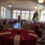 Raleigh Christmas Party Venue