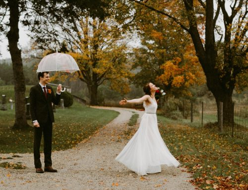 Rain on your wedding day?  5 tips to save the day.