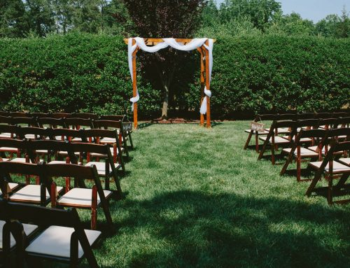 Summer Outdoor weddings in NC