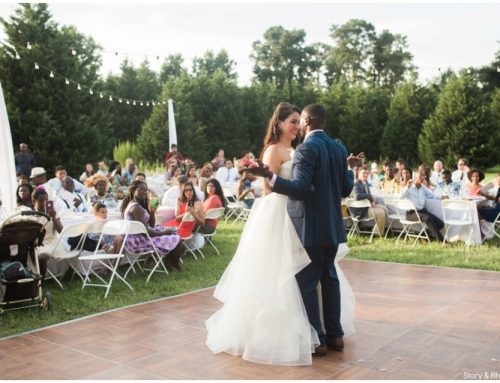 What to Look for in an Outdoor Wedding Venue