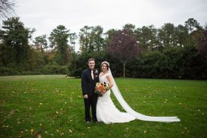 The Rand-Bryan House makes the perfect southern backdrop for your outdoor wedding in Raleigh