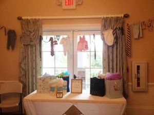 Shower venues Raleigh