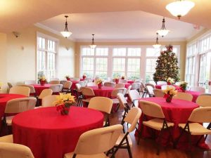 Christmas party Raleigh