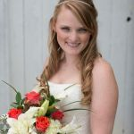 Bride at Rand-Bryan House
